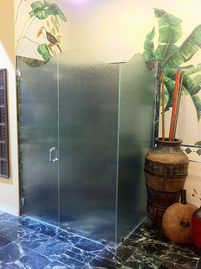 Richardson, Tx Home Owners are Crazy About Frameless Shower ...