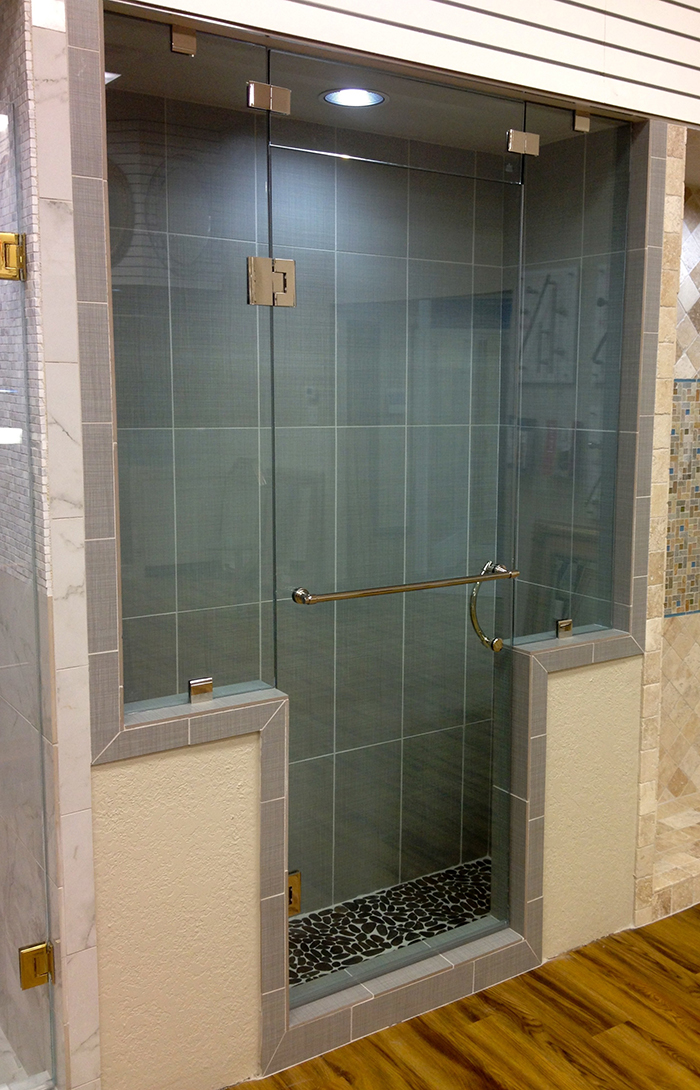 to place in dallas ft worth for custom glass shower enclosure ideas