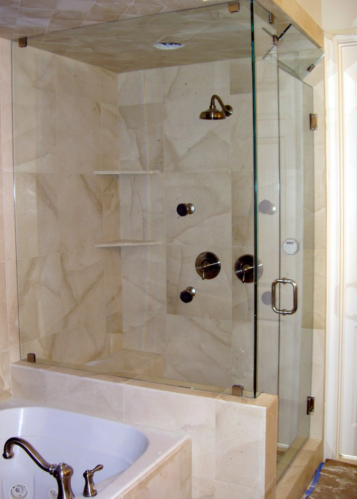 Modernize Your Bathroom with a Frameless Shower Enclosure |