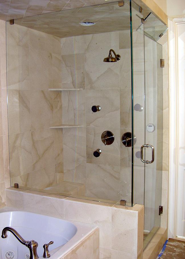 Modernize Your Bathroom With A Frameless Shower Door