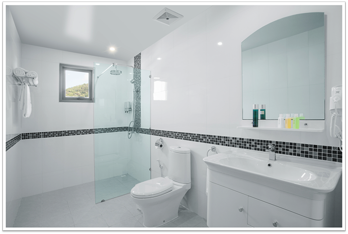 Bathroom Color Schemes Amp Frameless Shower Doors