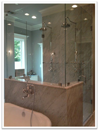 Glass Shower Doors Dallas TX