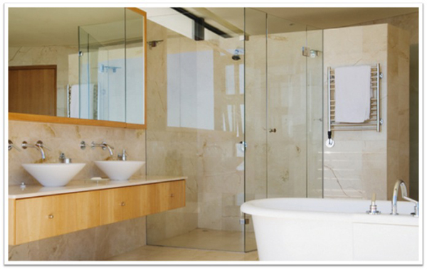 Perfect Frameless Glass Shower Doors Dallas TX