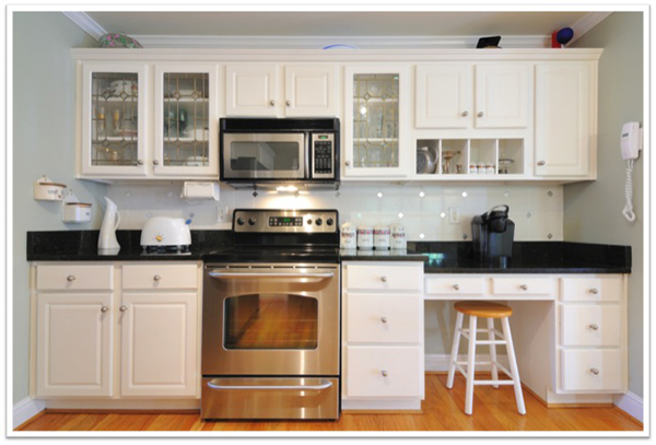 Kitchen Cabinets Glass upgrade your kitchen cabinets simplyusing glass