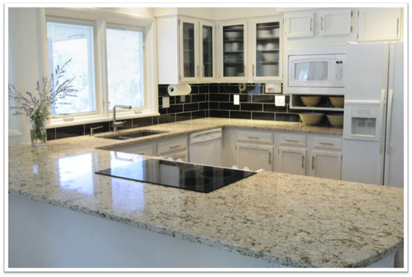 upgrade your kitchen cabinets simplyusing glass