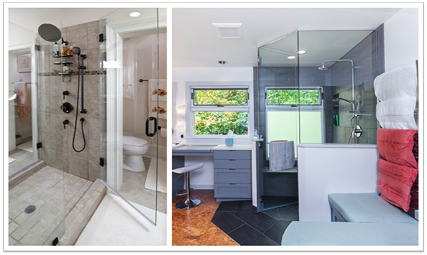 Bathroom Remodeling: Shower Doors