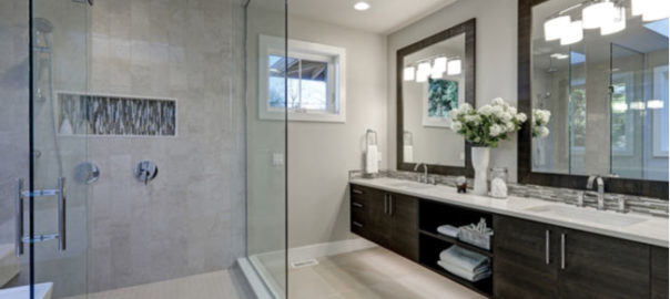 Use Glass Shower Doors For Your Bathroom Upgrade