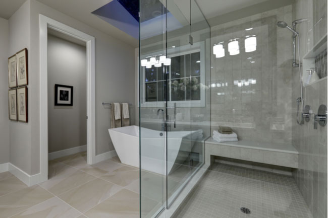alamo tips glass shower door