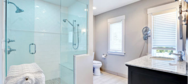 How to Make Your Glass Shower Door the Focal Point in Your Bathroom