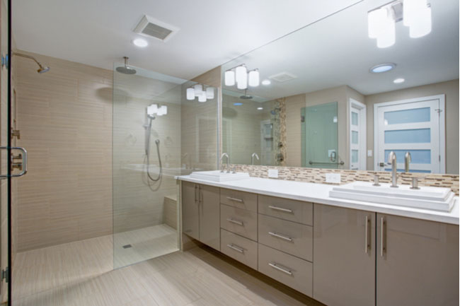 Designing your glass shower door is the perfect way to start your shower renovation.
